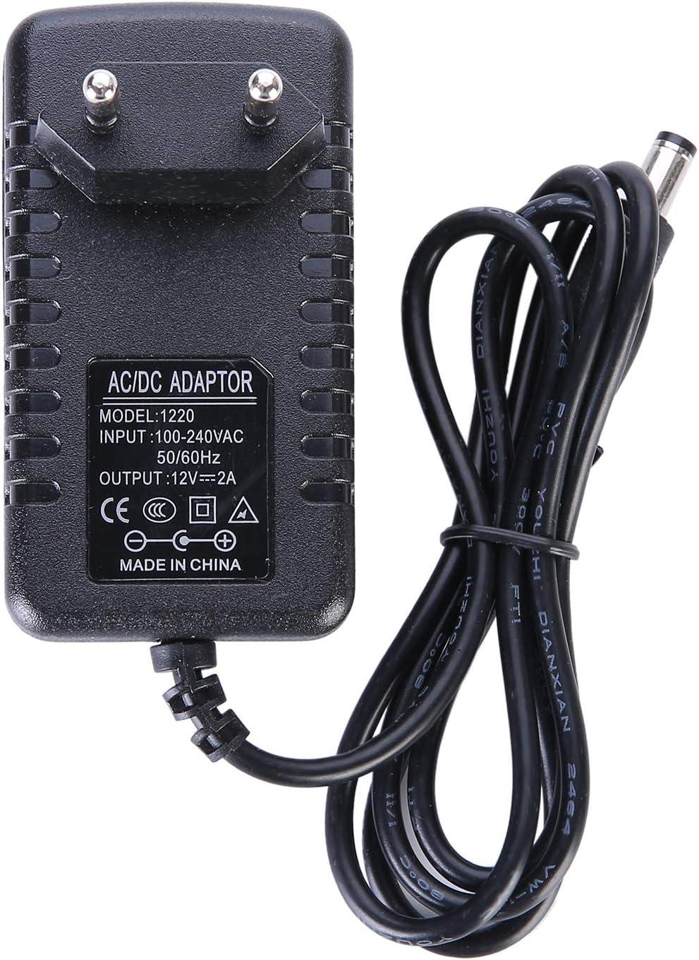 Sodial Odial R Eu Stecker Elektrische Luftpumpe Dc12v Ac230v Aufpumpen Deflate Pumpen Auto Inflator Elektropumpe Mit 3 Duesen Auto
