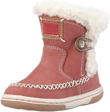 Geox Toddler B Flick Girl F Dark Rose Shearling Boot B1334F32C8007 7 Child  UK  Amazon.co.uk  Shoes   Bags b8e1f52f49c
