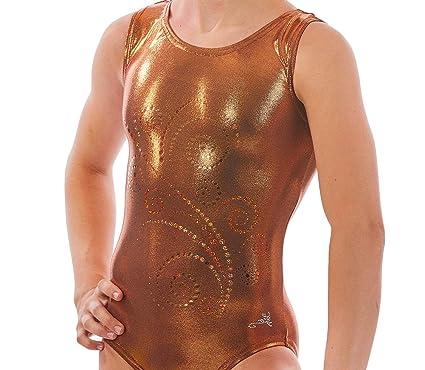 f034dc266 Amazon.com  Lizatards Metallic Mermaid Sparkle Swirl Leotard ...