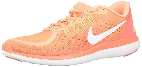 Nike Flex 2017 RN 898476-800 Tenis para Correr para Mujer  Amazon ... 25657e2be1093