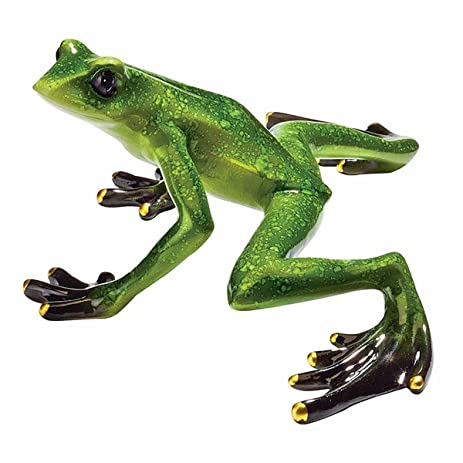 Design Toscano Jungle Forest Tree Frog Statue