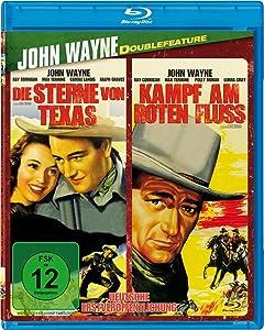 Kampf am roten Fluss/Die Sterne von Texas - John Wayne Collection