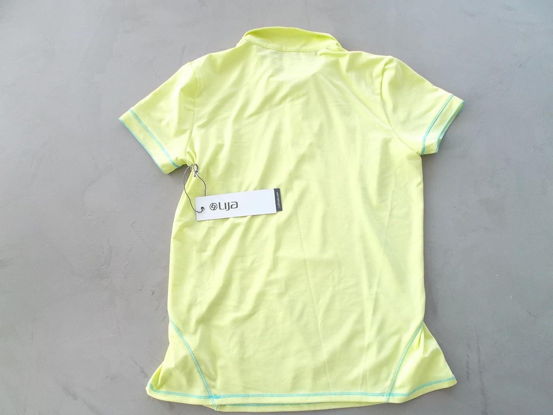 LIJA Elimina Humedad Camiseta De Polo De Golf Para Mujer Mediana ...