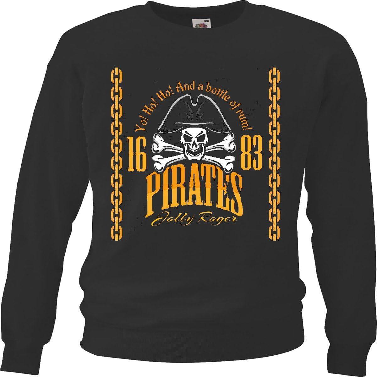 Sudaderas Suéter Y una Botella de Ron del Pirata CORSARIO ...