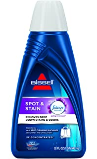 Amazon bissell little green proheat portable carpet and bissell spot stain with febreze freshness spring renewal formula 7149 32 ounces fandeluxe Gallery