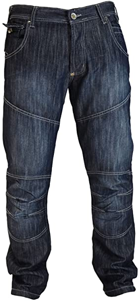 a06d2136bfd Mens Crosshatch Jeans (34W X 32R, Dark Wash): Amazon.co.uk: Clothing