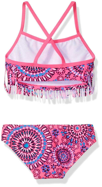 Kanu Surf Girls Kelly Beach Sport Fringe 2-Piece Bikini Swimsuit