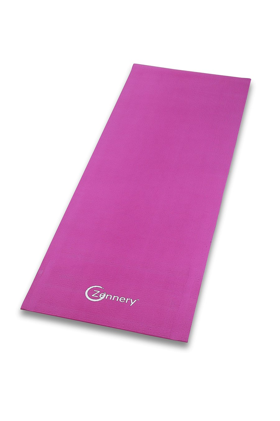 "Professional Phthalate free Non-Slip with Carrying Strap 2 Sided Extra Durable Zennery Best All Purpose Textured Exercise Yoga Mat /¼ inch EXTRA THICK 68/"" X 24/"" Deluxe"