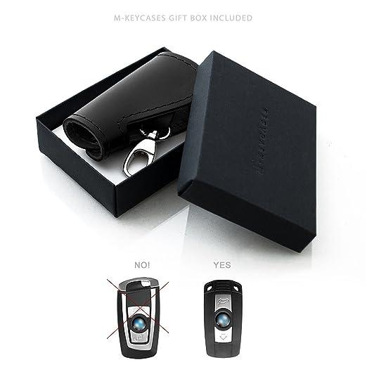 2 opinioni per BMW Custodia Accessori Portachiavi Vera Pelle Chiave Chiavi Cover Protettiva