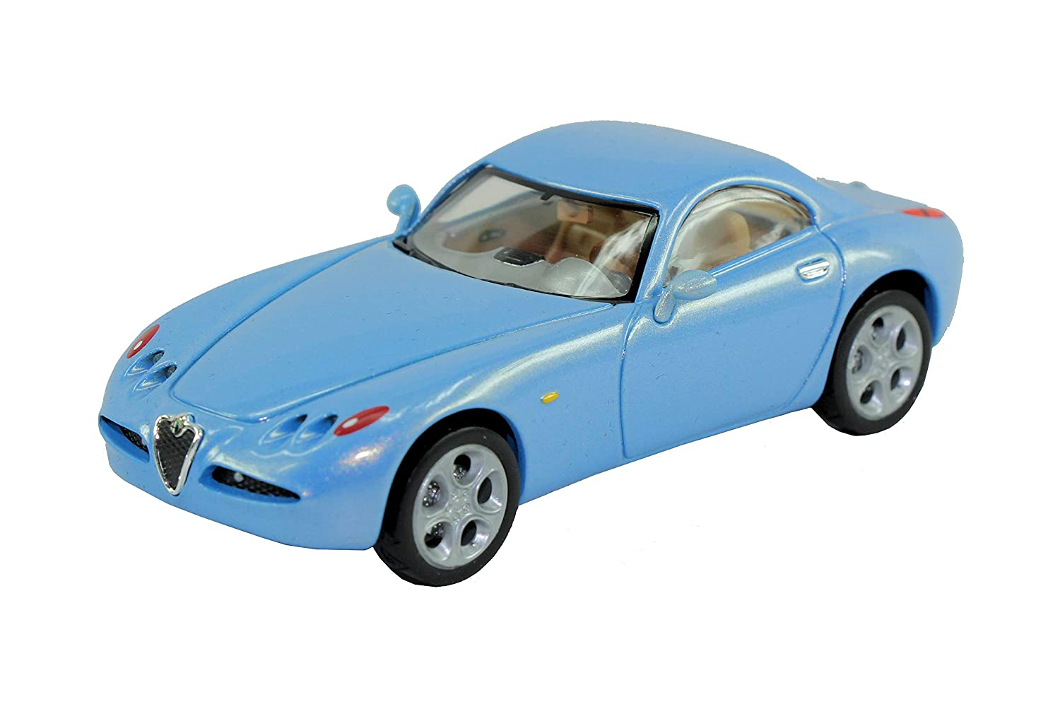 Solido Alfa Romeo 1:43 Scale Nuvola Concept Car in Metallic Light Blue