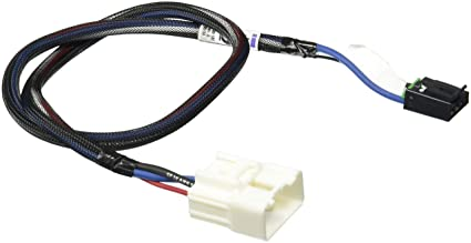 amazon com tekonsha 3017 p trailer brake control wiring harness 2 rh amazon com tekonsha wiring harness dodge tekonsha wiring harness nissan
