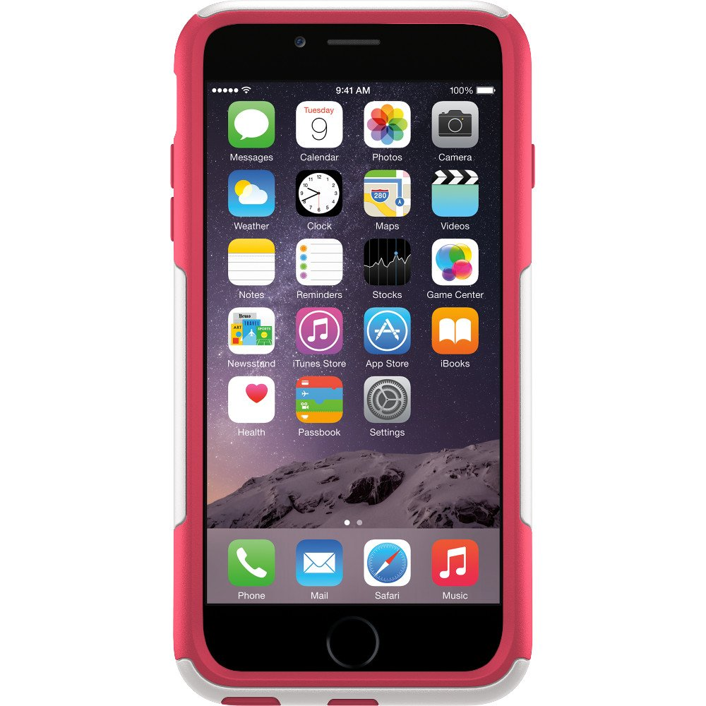 Amazon Otterbox Commuter Iphone Case For 6 Plus6s Neon Rose