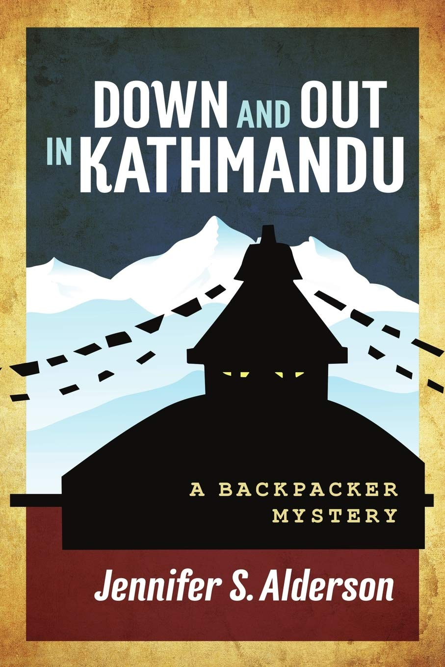 Down and Out in Kathmandu: A Backpacker Mystery (Adventures of Zelda Richardson) (Volume 1) pdf
