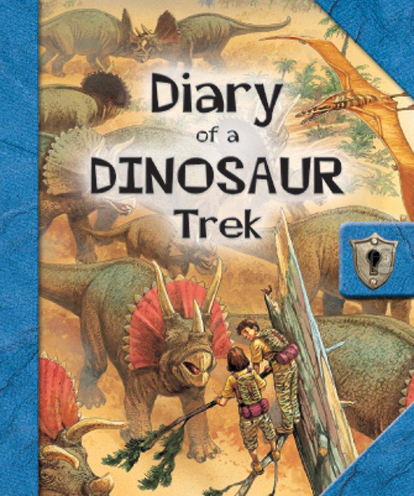 Download Diary of a Dinosaur Trek: An Interactive Adventure Tale (Interactive Adventure Tales) pdf