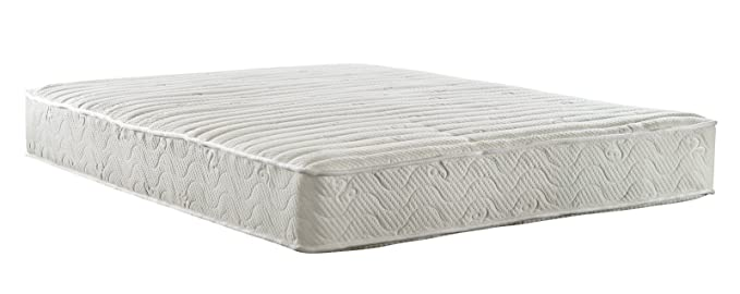 Signature Sleep 8 Inch Coil Mattress - Durable and Comfortable