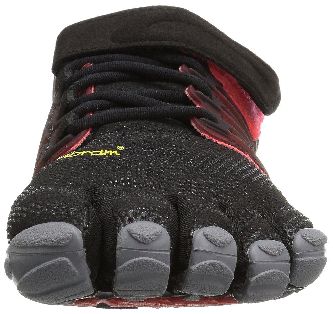 Viola Black//Coral//Grey Scarpe Sportive Donna 37 EU Vibram Five Fingers V-TRAIN
