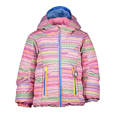 96206ca4b Image Unavailable. Image not available for. Color: Obermeyer Kids Baby Girl's  Cakewalk Jacket ...