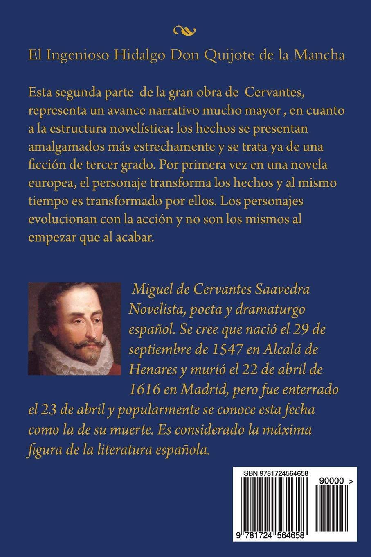 Amazon Fr El Ingenioso Hidalgo Don Quijote De La Mancha