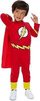 DC Comics Costume Superman Tutina con Mantello 5T Warner Bros