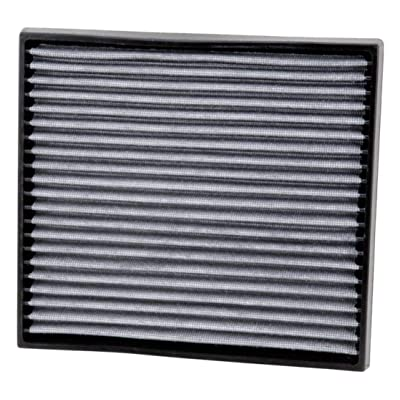 K&N Premium Cabin Air Filter: High Performance, Washable, Lasts for the Life of your Vehicle: Designed for Select 1997-2009 TOYOTA/LEXUS (Aristo, Altezza, Kluger, Highlander, IS 200, IS 300), VF2008: Automotive