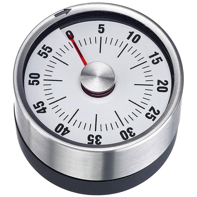 3 opinioni per Westmark 10902260Futura Timer da cucina metallo argento 7x 6x 1cm