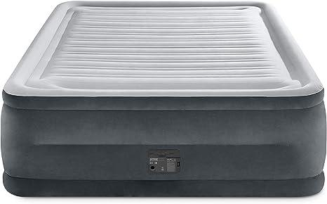 137 x 191 x 33 cm Colch/ón Hinchable Dura-Beam Plus ComfortPlush Intex 67768