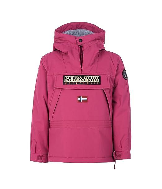 Napapijri - T-shirt - ragazzo  Amazon.it  Abbigliamento ff0ea2d3c354