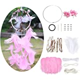 SOLEDI Dream Catcher Kit Dream Catcher Craft Kit Make Your Own Dream Catcher Perfect Gift (Type 1)