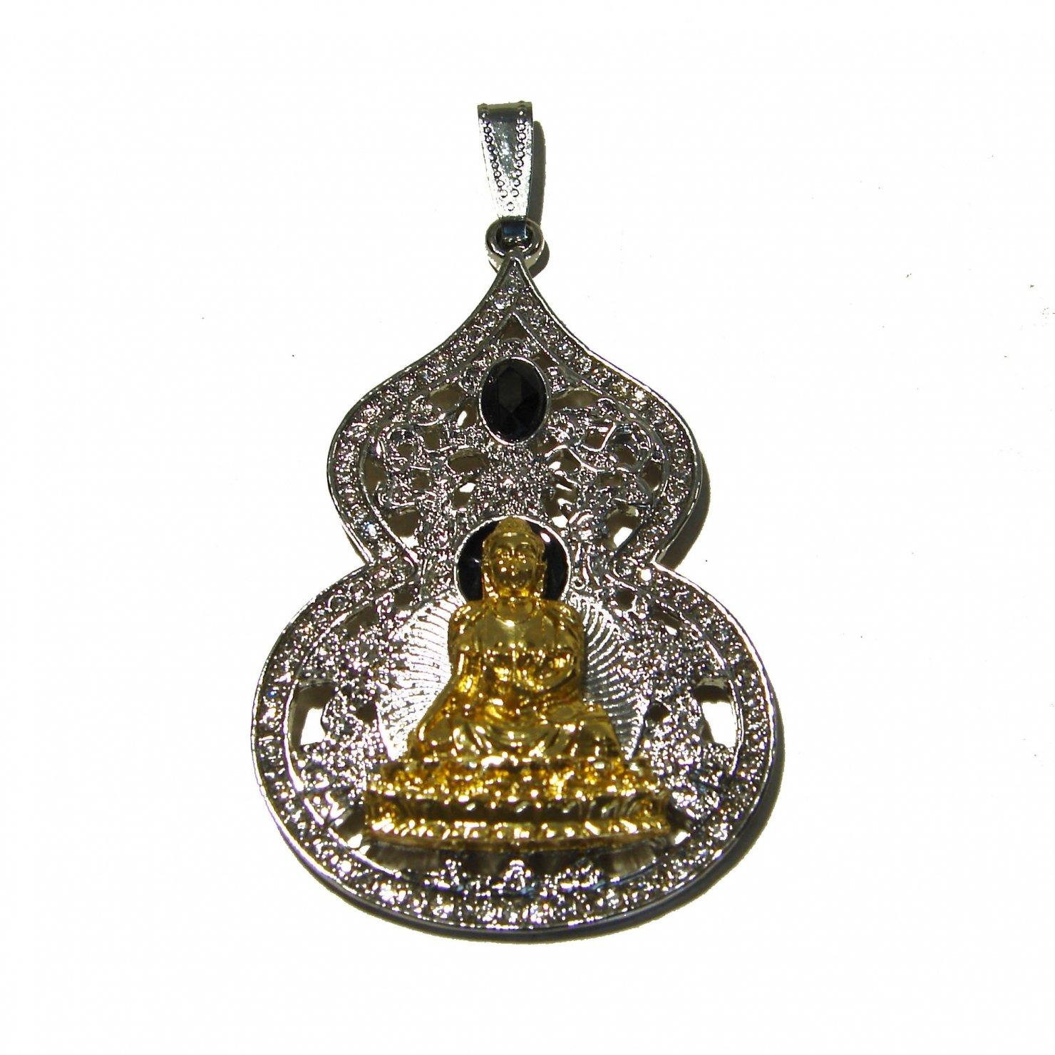 Amazon.com: Medicina Buda Wu Luo colgante: Jewelry