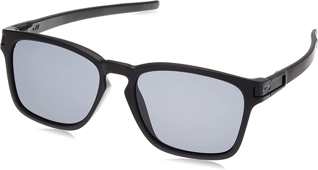 859df11afe Amazon.com  Oakley Men s Latch SQ Asian Fit Sunglasses