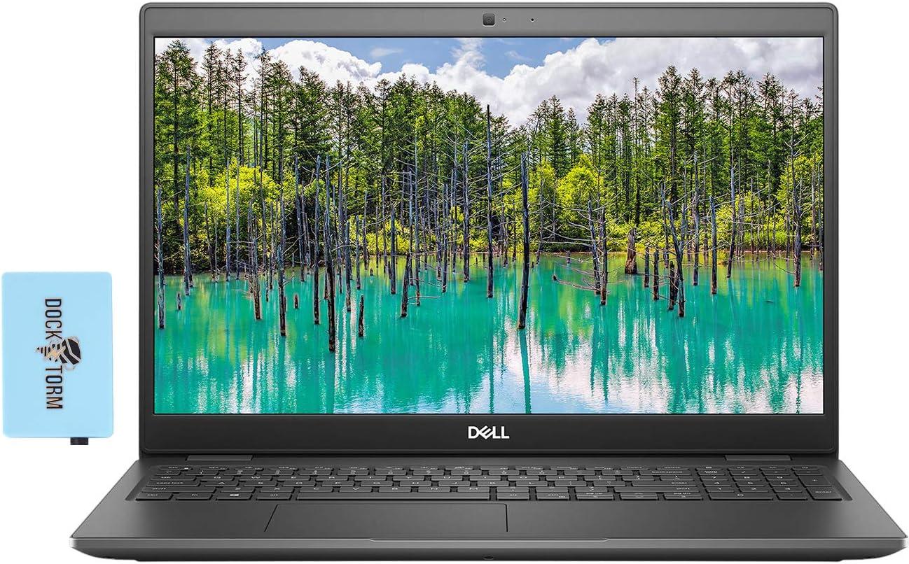 "Dell Latitude 3510 Home and Business Laptop (Intel i7-10510U 4-Core, 32GB RAM, 1TB PCIe SSD, Intel UHD Graphics, 15.6"" Full HD (1920x1080), Wifi, Bluetooth, Webcam, 1xUSB 3.2, Win 10 Pro) with USB Hub"