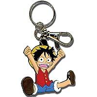 One Piece: SD Luffy PVC Keychain