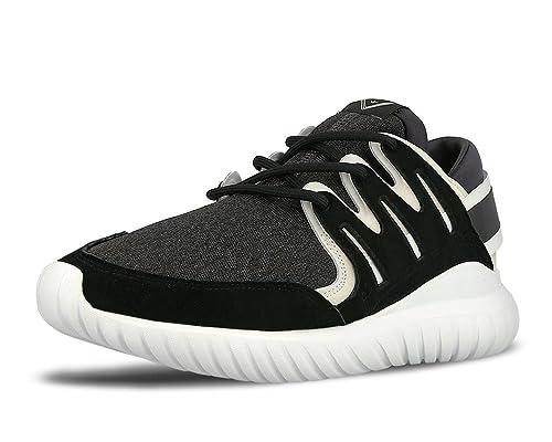adidas - Zapatillas de Tela para Hombre Negro Negro/Blanco: Amazon.es: Zapatos y complementos