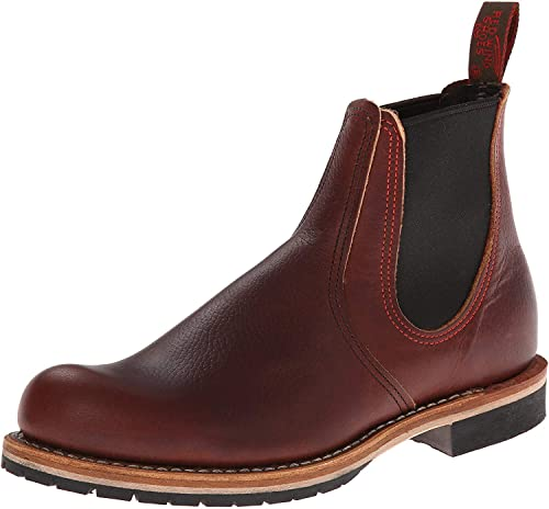 Red Wing Men Chelsea Rancher Boots