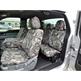 Durafit Seat Covers C1143 Seat Covers MC2 Camo Endura for 2014-2018 Chevy Silverado Front 40//20//40 Split Bench Seat with Opening Center Console and with Opening 20 Section Seat Bottom.