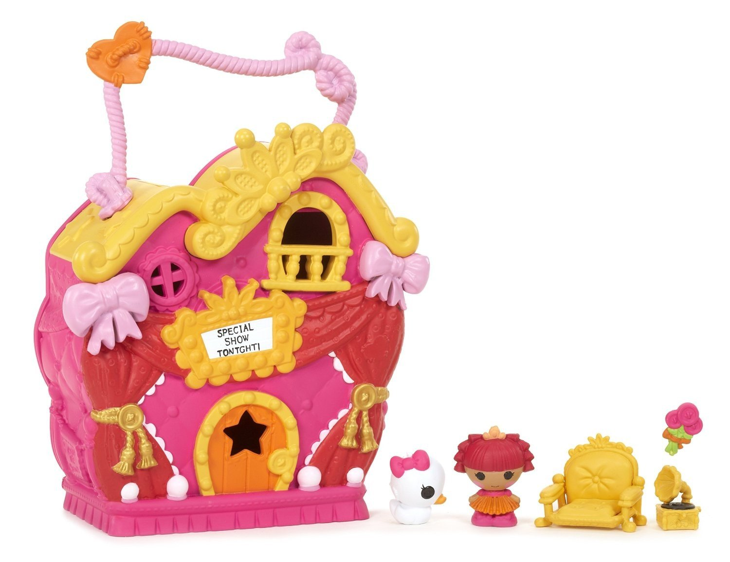 Lalaloopsy Tinies House-Tippys House