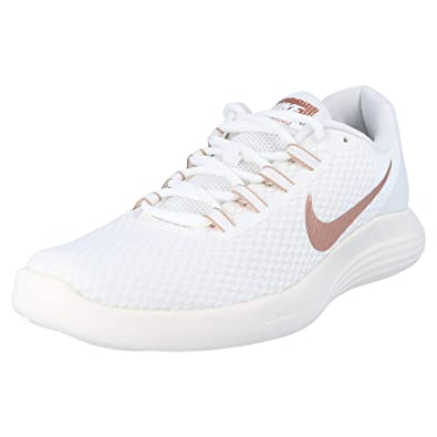 Performance Wmns weiß Nike Lunarconverge Damen Laufschuhe BoCredxW
