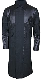 9e2d26e5e3496 Stylish-Leather-Jackets Mens Long Coat | Adam Jensen Deus Ex Human ...