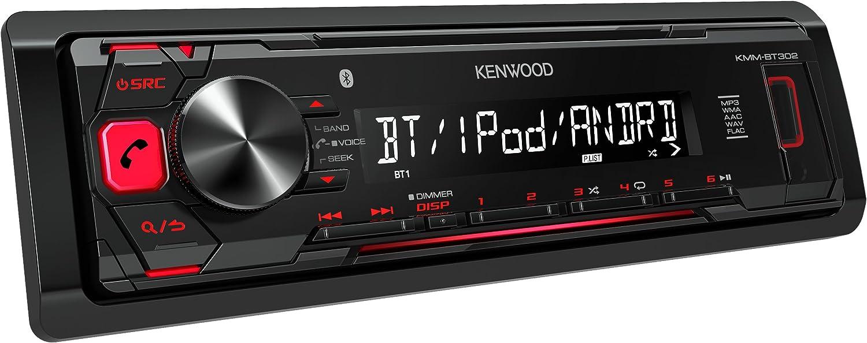 Kenwood Kmm Bt302 Digital Media Receiver With Bluetooth Elektronik