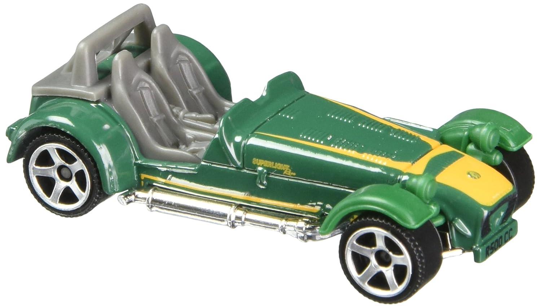 minoristas en línea MAtchbox - MBX MBX MBX Adventure City 9 120 - Caterham súperlight R500 (verde) by Mattel  hermoso