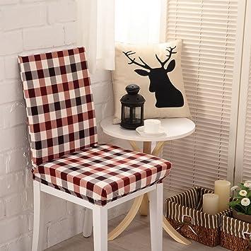 Amazon.de: Yazi Gitter Stuhl Sitzbezüge Stretch für Hochzeiten ...