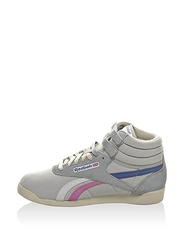 Reebok Damen FS Hi Italy Hightop Sneaker grau 38 EU: Amazon