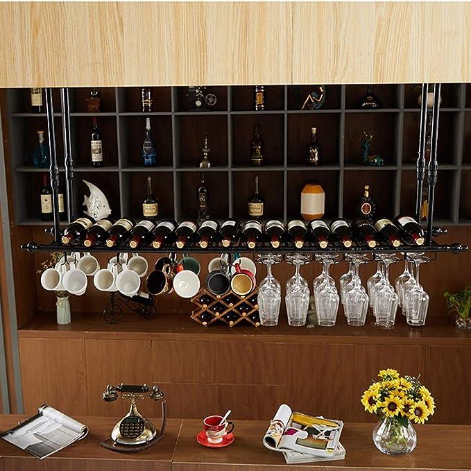 Copa de vino estante de la barra creativo estante del vino Inicio ...