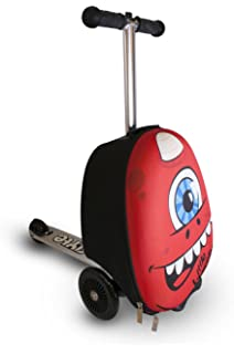 Amazon.com: Zinc Flyte Kids Luggage Scooter 18