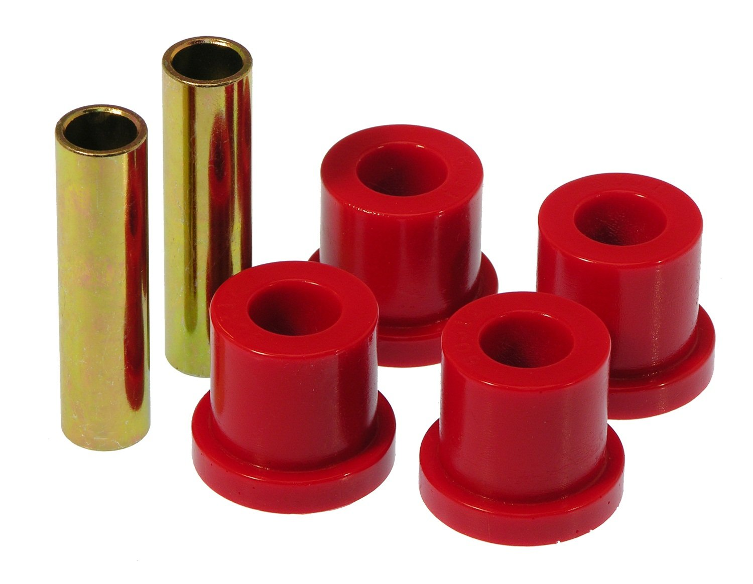 Prothane 7-802 Red Rear Frame Shackle Bushing Kit