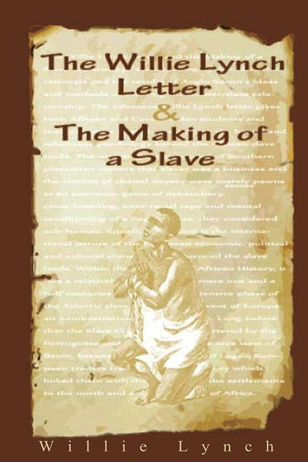 The Willie Lynch Letter And the Making of A Slave eBook: Lynch ...