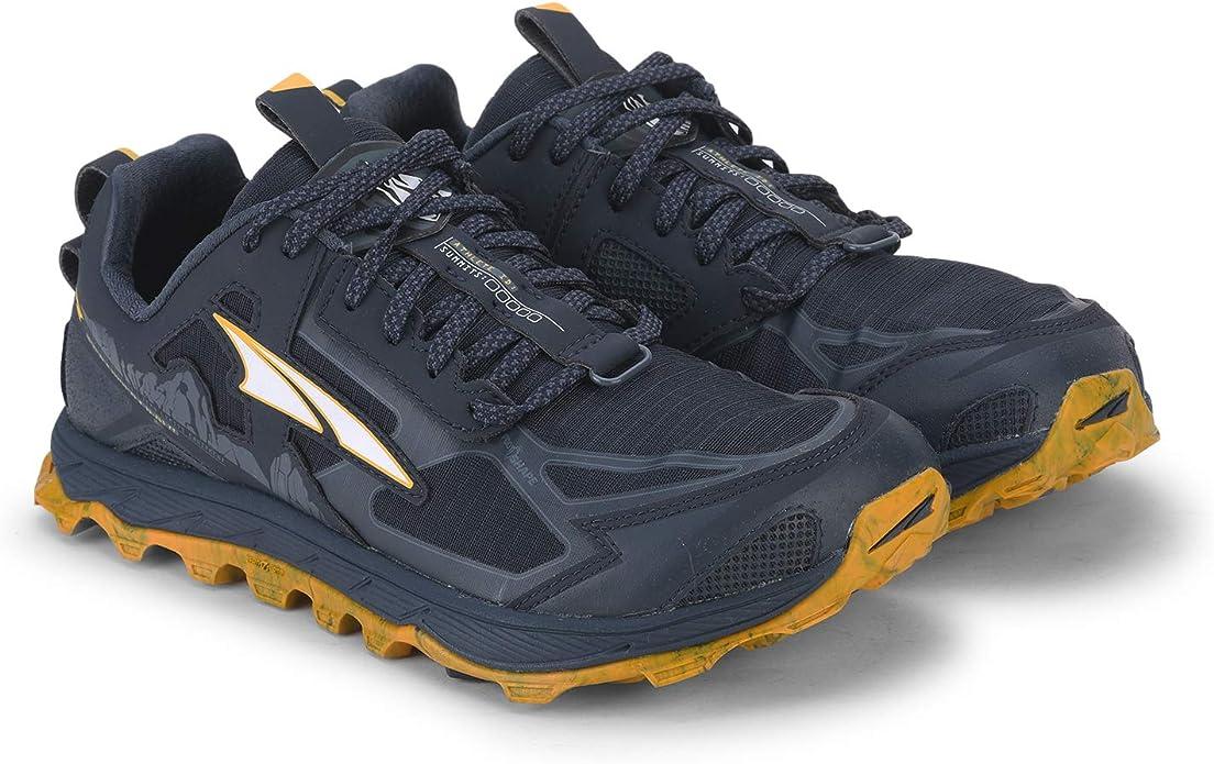 ALTRA AL0A4PE5 Lone Peak 4.5 - Zapatillas para correr para hombre ...