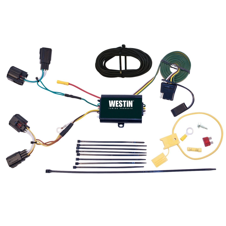 Westin 65 61029 T Connector Harness Automotive 2012 Dodge Caravan Trailer Wiring