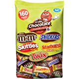 MARS Chocolate and More Halloween Candy Variety Mix 72.83-Ounce Stand-up Bag