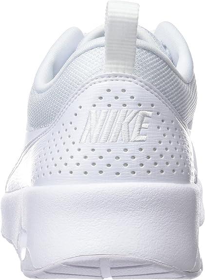 Nike WMNS AIR Max Thea, Baskets Femme, BlancPlatine Pur 110